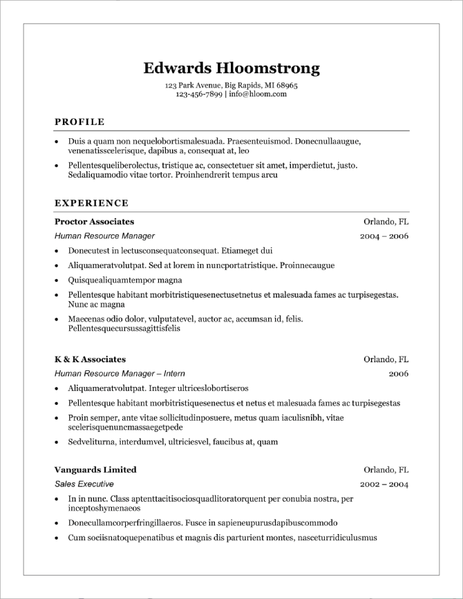 resume templates word free download  louiesportsmouth
